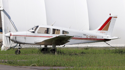 C-GBOA - Piper PA-28-161 Warrior II - Private