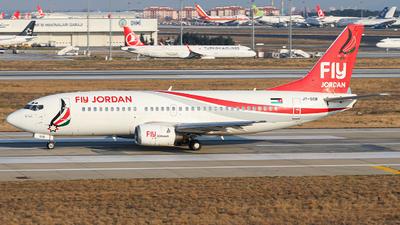 JY-SOB - Boeing 737-33V - Fly Jordan