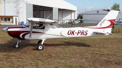 OK-PRS - Cessna 152 II - Aviaticky klub