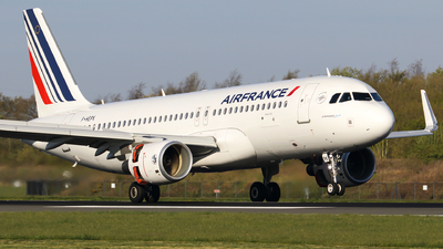 F-HEPK - Airbus A320-214 - Air France