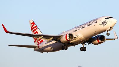 A picture of VHBZG - Boeing 7378FE - Virgin Australia - © Robbie Mathieson