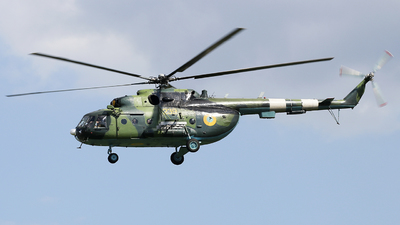 239 - Mil Mi-8MTV Hip - Ukraine - Air Force
