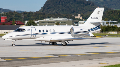 D-CAWN - Cessna Citation Latitude - Aerowest Flugcharter
