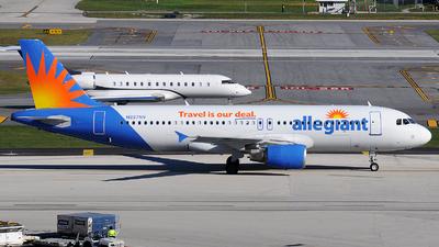 N227NV - Airbus A320-214 - Allegiant Air