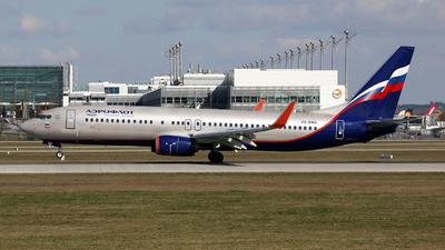 A picture of VQBWA - Boeing 7378LJ - Aeroflot - © Stefan Mayer
