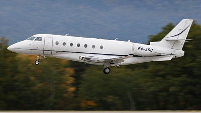 P4-ADD - Gulfstream G200 - Prime Aviation