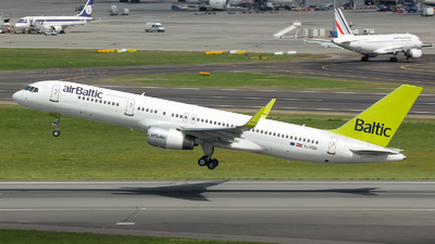 YL-BDB - Boeing 757-256 - Air Baltic
