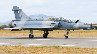 202 - Dassault Mirage 2000B - Greece - Air Force