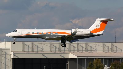P4-PPP - Gulfstream G550 - Orgjet Aviation