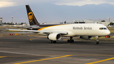 N460UP - Boeing 757-24A(PF) - United Parcel Service (UPS)