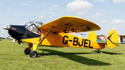 G-BJEL - Nord NC854S - Private