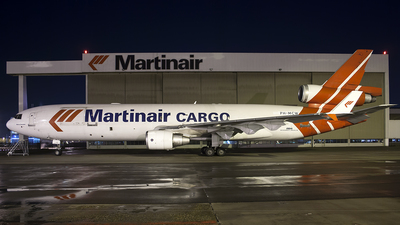 A picture of PHMCW - McDonnell Douglas MD11F - [48788] - © michel van bokhoven