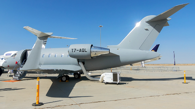 T7-AQL - Bombardier CL-600-2B16 Challenger 650 - Private