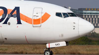 B-5543 - Boeing 737-86N - Shandong Airlines