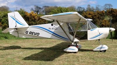 G-REVO - Best Off Sky Ranger 912 - Private