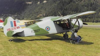 HB-EMI - Fairchild 24W-41A - Private