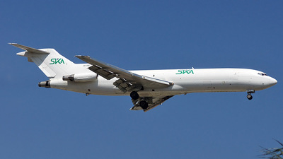 5X-IRE - Boeing 727-2Q9(Adv)(F)  - SKA International Group