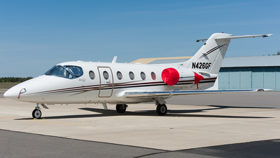 N426GF - Hawker Beechcraft 400A - Private