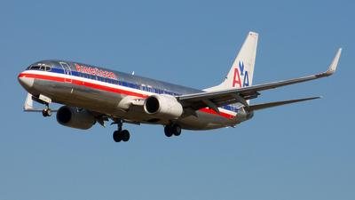 N917AN - Boeing 737-823 - American Airlines