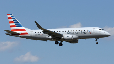 A picture of N232NN - Embraer E175LR - American Airlines - © DJ Reed - OPShots Photo Team
