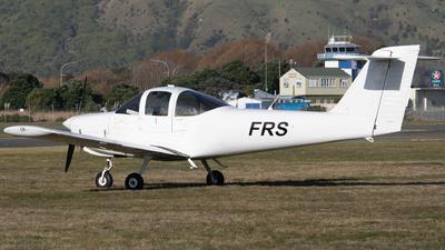 ZK-FRS - Piper PA-38-112 Tomahawk - Wanganui Aeroclub