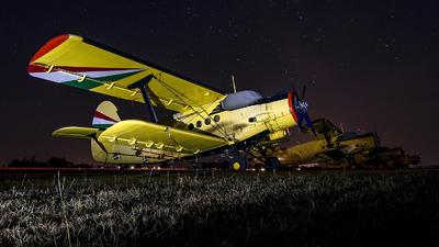 HA-MBJ - PZL-Mielec An-2R - Szemp Air
