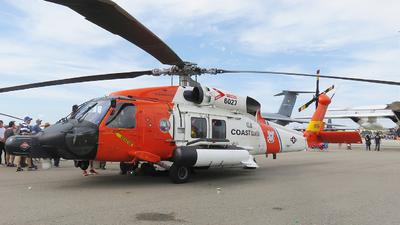 6027 - Sikorsky HH-60J Jayhawk - United States - US Coast Guard (USCG)