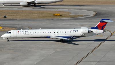 A picture of N802SK - Mitsubishi CRJ900LR - Delta Air Lines - © Jason Whitebird