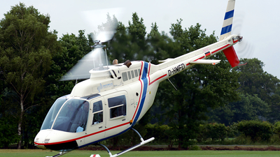 A picture of DHMFD - Bell 206B3 Jetranger - [4195] - © Nils Berwing