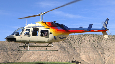 N27694 - Bell 206L LongRanger - Papillon Grand Canyon Helicopters