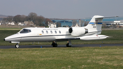 84-0111 - Gates Learjet C-21A - United States - US Air Force (USAF)