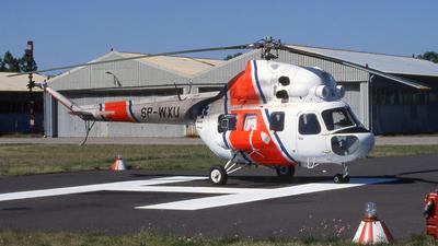 SP-WXU - PZL-Swidnik Mi-2 Hoplite - Lotnicze Pogotowie Ratunkowe