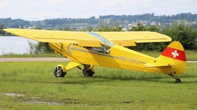 HB-PPJ - Piper PA-18-150 Super Cub - Private