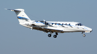 HA-JEF - Cessna 650 Citation VI - Jetstream Air