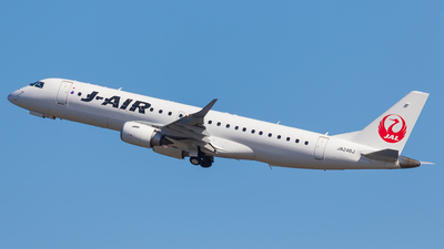 JA246J - Embraer 190-100STD - J-Air