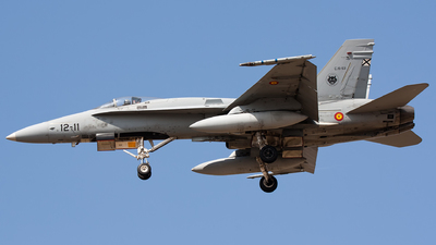 C.15-53 - McDonnell Douglas EF-18A+ Hornet - Spain - Air Force