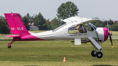 SP-DLK - PZL-Okecie 104 Wilga 35A - Aero Club Swidnki