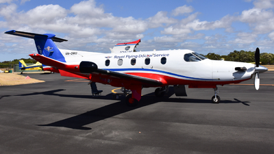 VH-OWU - Pilatus PC-12/47E - Royal Flying Doctor Service of Australia (Western Operations)