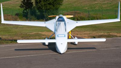 A picture of I9450 - Rutan VariEze - [] - © Andrea Buzzacchi
