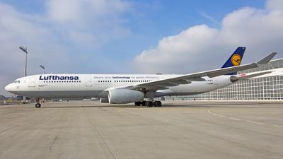 D-AIKB - Airbus A330-343 - Lufthansa