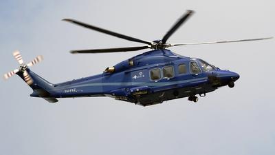 PH-PXZ - Agusta-Westland AW-139 - Netherlands - Police