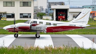 JA01YM - Piper PA-34-220T Seneca V - Private