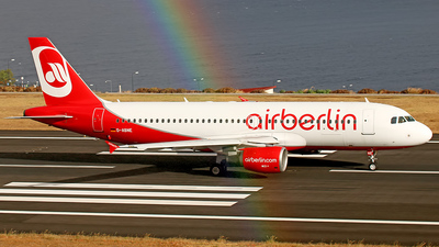 D-ABNE - Airbus A320-214 - Air Berlin