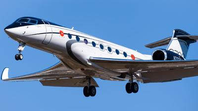 N703GA - Gulfstream G700 - Gulfstream Aerospace