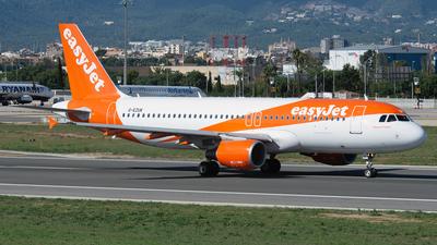 G-EZUK - Airbus A320-214 - easyJet