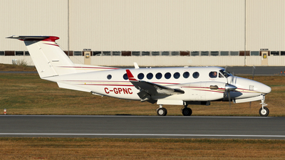 A picture of CGPNC - Beech 300 Super King Air 350C - [FM15] - © Michael Durning