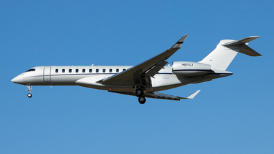 N807LA - Bombardier BD-700-2A12 Global 7500  - Private