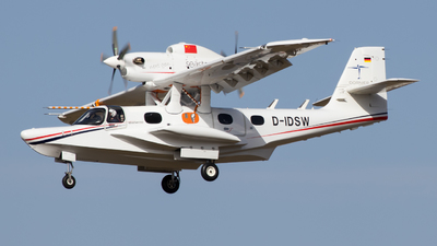 D-IDSW - Dornier CD-2 Seastar - Dornier Seawings