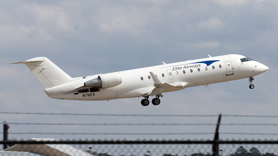 A picture of N79EA - Mitsubishi CRJ200ER - Elite Airways - © Yixin Chen