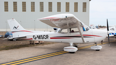 G-MSOF - Cessna 172N Skyhawk II - Malta School of Flying